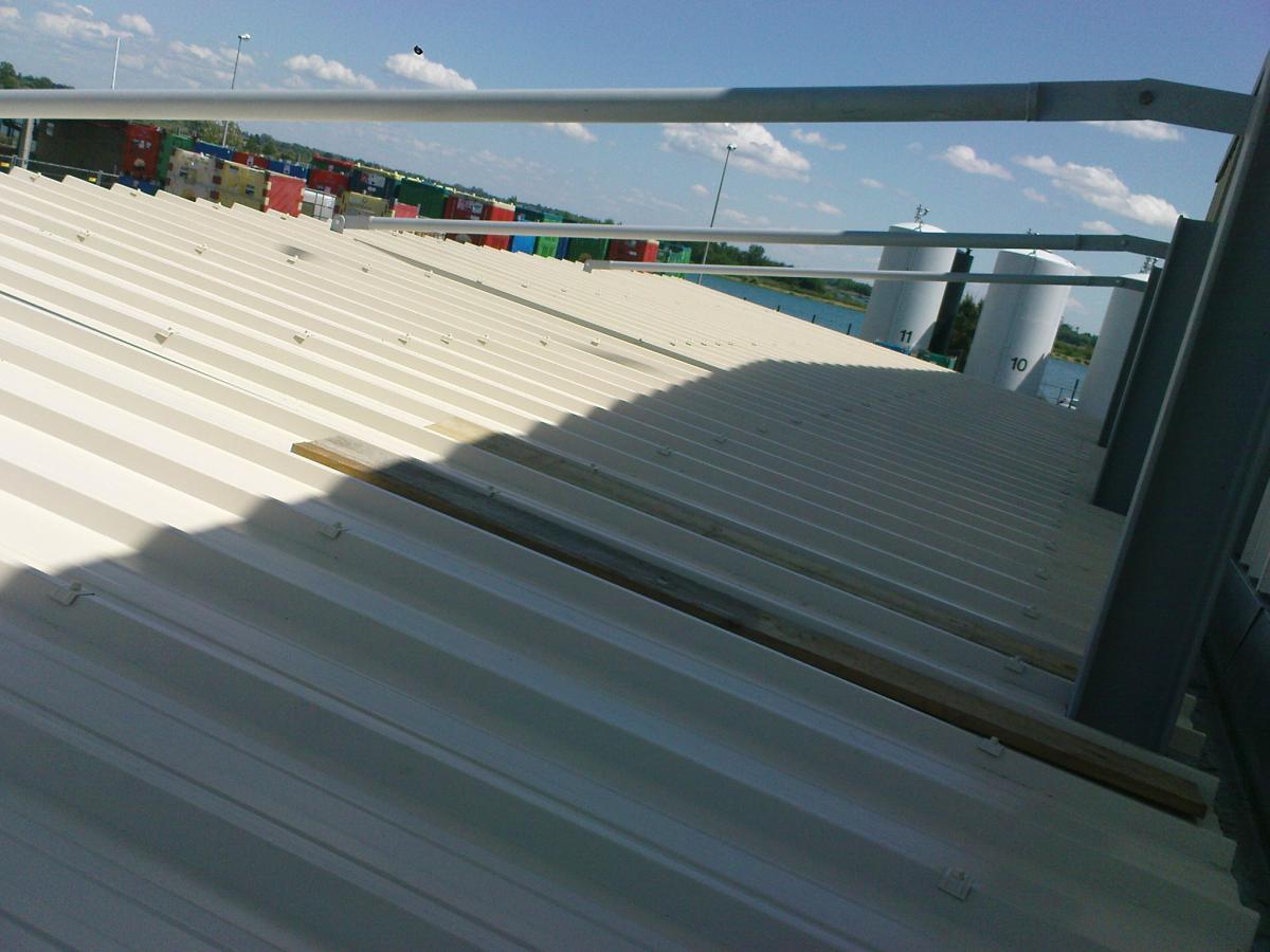 Réalisation maison metal construction métallique charpente metallique ossature photovoltaique bâtiment industriel bâtiment préfabriqué